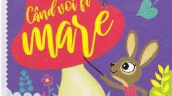 Cartea Ce voi fi cand voi fi mare – Caroline si Virginie, Lucile Ahrweiller (download, pret, reducere)