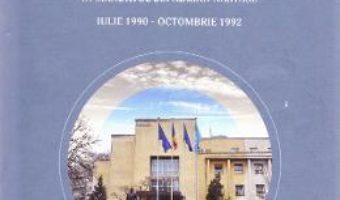 Cartea Documente diplomatice: din activitatea Ministerului Afacerilor Externe in mandatul lui Adrian Nastase: iulie 1990 – octombrie 1992 (download, pret, reducere)