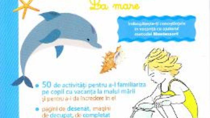 Cartea Primul meu caiet de vacanta Montessori. La mare – Laurie Dauba (download, pret, reducere)