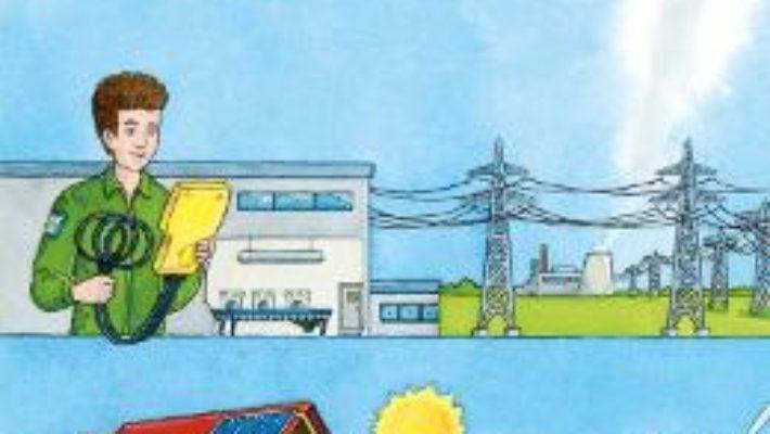 Cartea Pixi stie-tot: Energia si electricitatea – Brigitte Hoffman (download, pret, reducere)