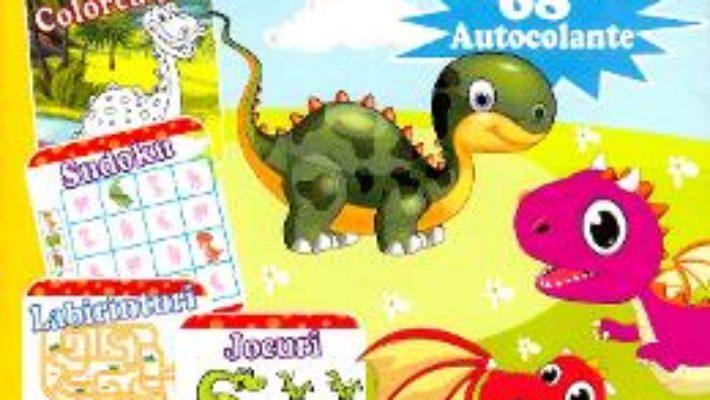 Cartea Ne jucam cu dinozauri nr. 1 (download, pret, reducere)