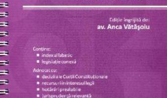 Cartea Codul muncii – Actualizat la 10 iunie 2019 – Anca Vatasoiu (download, pret, reducere)