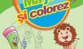 Cartea Ma joc si colorez. Activitati 5-7 ani (download, pret, reducere)