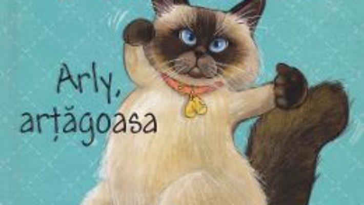 Cartea Aventuri la Miau Motel. Arli, artagoasa – Shelley Swanson Sateren (download, pret, reducere)