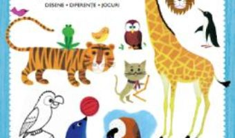 Cartea Animale. Carte de activitati. Peste 100 de autocolante – Alain Gree (download, pret, reducere)