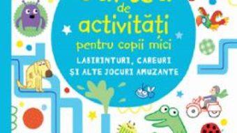 Cartea Carte de activitati pentru copii mici. Labirinturi, careuri si alte jocuri amuzante – James Maclaine (download, pret, reducere)