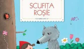 Cartea Scufita Rosie. Primele mele povesti – Fratii Grimm, Rosalinde Bonnet (download, pret, reducere)