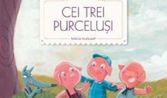 Cartea Cei trei purcelusi. Primele mele povesti – Fratii Grimm, Pascal Vilcollet (download, pret, reducere)