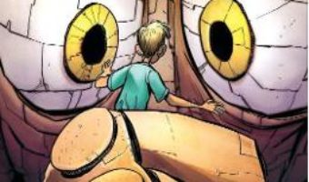 Cartea Carton – Doug TenNapel (download, pret, reducere)