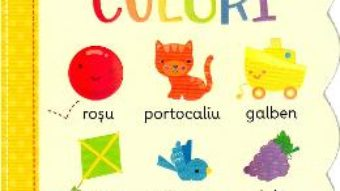 Cartea Carticica mea cu ferestruici. Culori (download, pret, reducere)