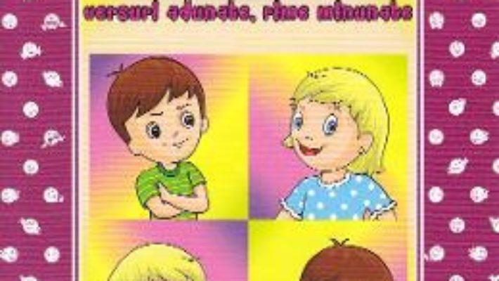 Cartea Emotii – versuri adunate, rime minunate (download, pret, reducere)
