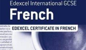 Cartea Edexcel International GCSE and Certificate French Grammar Workbook – Yvette Grime (download, pret, reducere)