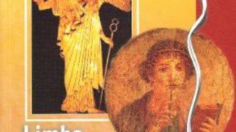 Cartea Limba latina – Clasa 12 – Manual – Lidia Tudorache (download, pret, reducere)
