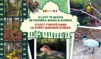 Cartea O'Loty te invita in padurea magica Boreea (ro+fr) – Marina Anca (download, pret, reducere)