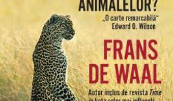 Cartea Suntem indeajuns de inteligenti pentru a intelege inteligenta animalelor? – Frans de Waal (download, pret, reducere)