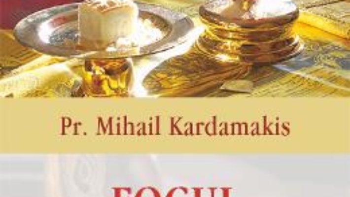 Cartea Focul Impartasaniei – Mihail Kardamakis (download, pret, reducere)