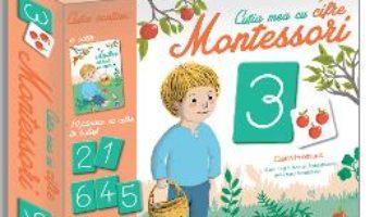 Cartea Cutia mea cu cifre Montessori – Celine Santini, Vendula Kachel (download, pret, reducere)