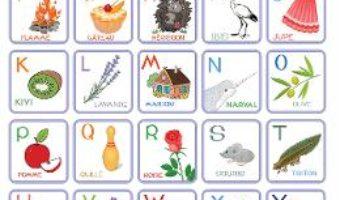 Cartea Alfabetul ilustrat al limbii franceze. Plansa (download, pret, reducere)
