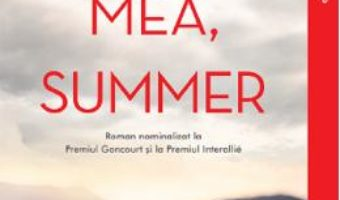 Cartea Sora mea, Summer – Monica Sabolo (download, pret, reducere)