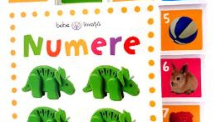Cartea Bebe invata. Numere (download, pret, reducere)