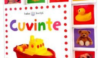Cartea Bebe invata. Cuvinte (download, pret, reducere)