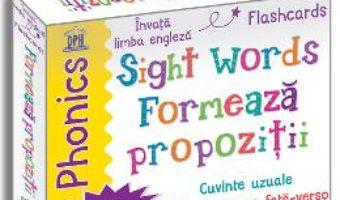 Cartea Sight Words. Formeaza propozitii. 100 de jetoane – Fran Bromage (download, pret, reducere)