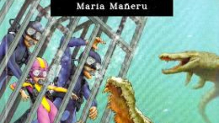 Cartea Clubul detectivilor. Comoara din Nil – Maria Maneru (download, pret, reducere)