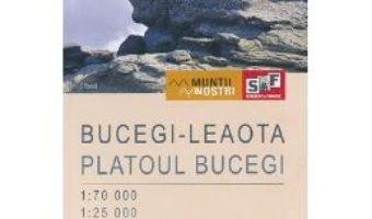 Cartea Bucegi-Leaota. Platoul Bucegi (download, pret, reducere)