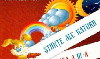 Cartea Stiinte ale naturii – Clasa 3 Sem.2 – Manual + CD – Nicolae Ploscariu (download, pret, reducere)