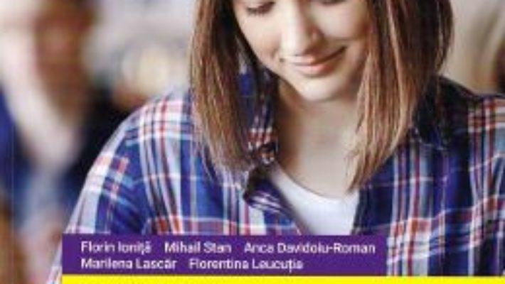 Cartea Evaluarea nationala 2019. Limba si literatura romana – Clasa 8 – Florin Ionita, Mihail Stan (download, pret, reducere)