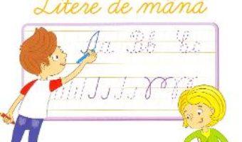 Cartea Invat sa scriu litere de mana. Caiet de scriere – Clasa pregatitoare – Luminita Albu (download, pret, reducere)