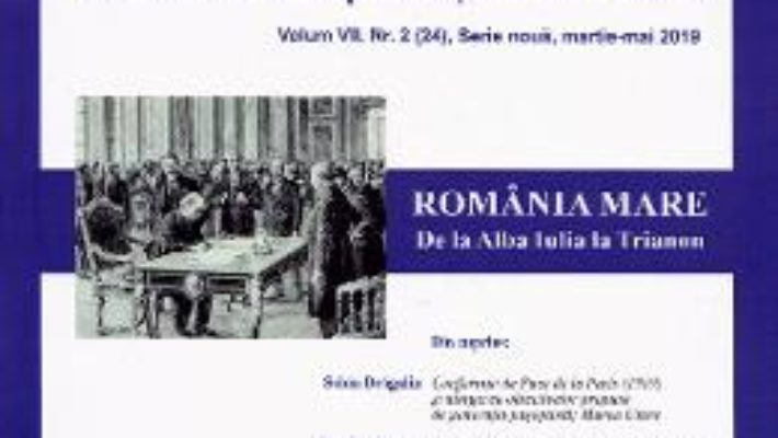 Cartea Polis vol.7 nr.2 (24) Serie noua. Martie – mai 2019. Revista de stiinte politice (download, pret, reducere)