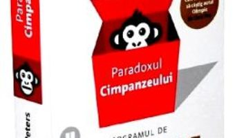 Cartea Paradoxul cimpanzeului – Steve Peters (download, pret, reducere)