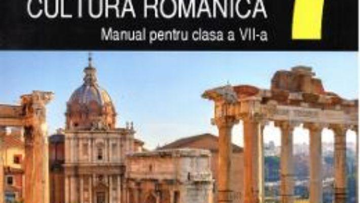 Cartea Elemente de limba latina si de cultura romanica – Clasa 7 – Manual – Marcela Gratianu, Alexandru Popp (download, pret, reducere)