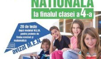 Cartea Evaluarea Nationala 2020 la finalul clasei 4 – Mirabela-Elena Baleanu, Andreea-Elena Ene (download, pret, reducere)