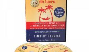 Cartea Audiobook: 4 ore saptamana de lucru – Timothy Ferriss (download, pret, reducere)