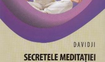 Download  Secretele meditatiei – Davidji PDF Online