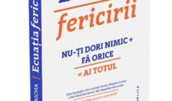 Download  Ecuatia fericirii – Neil Pasricha PDF Online