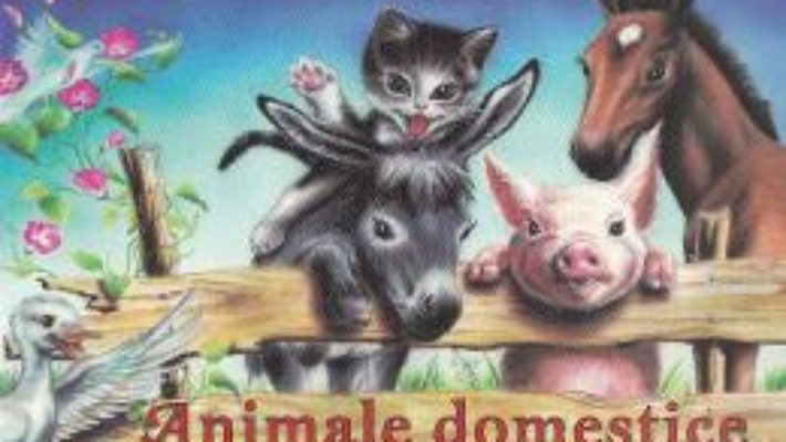 Download  Animale domestice (pliant) PDF Online