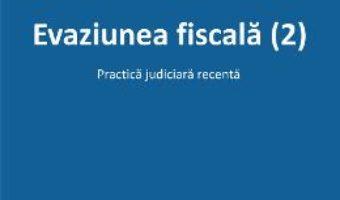 Download  Evaziunea fiscala (2) – Stefania Tudor PDF Online