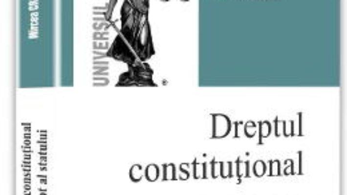 Download  Dreptul constitutional – Mircea Criste PDF Online