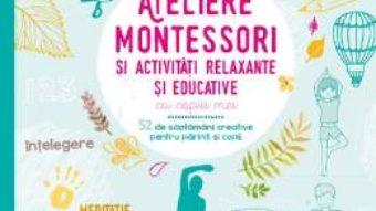Download  Ateliere Montessori si activitati relaxante si educative cu copiii mei PDF Online