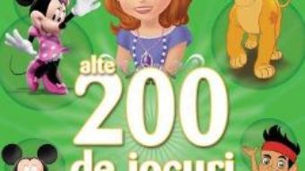 Download  200 de jocuri si activitati vol.2 Disney Junior PDF Online