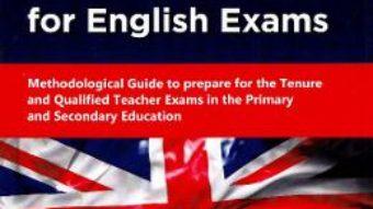 Download  A practical course for English exams. Methodological guide – Rinca Felicia PDF Online