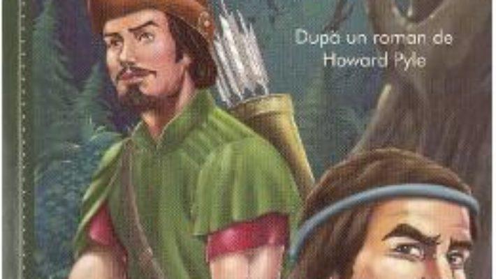 Cartea Aventurile lui Robin Hood – Howard Pyle (download, pret, reducere)
