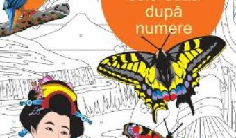 Cartea Mindfulness: Coloreaza dupa numere (download, pret, reducere)