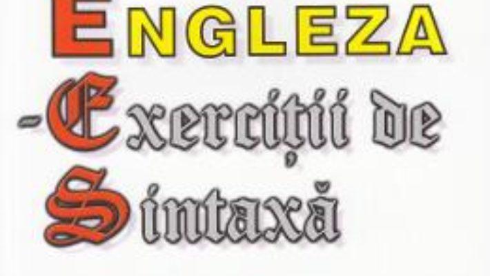 Download  Engleza – Exercitii de sintaxa – O.G. Popa PDF Online