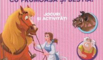 Download  Coloreaza cu Frumoasa si Bestia! Jocuri si activitati PDF Online