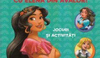 Download  Coloreaza cu Elena din Avalor! Jocuri si activitati PDF Online