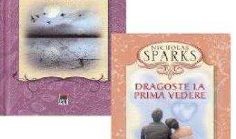 Cartea Pachet: Ultimul cantec + Dragoste la prima vedere – Nicholas Sparks (download, pret, reducere)